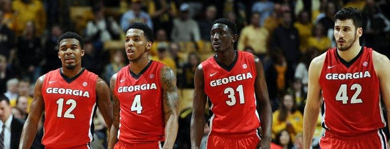 online store 56617 533ea NCAA Georgia Bulldogs College Basketball Jerseys Sale ...